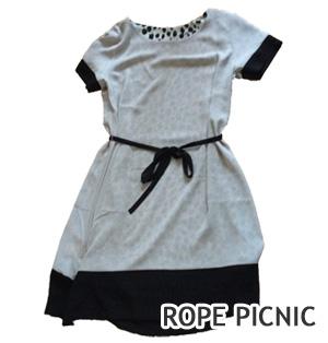 ロペピクニックワンピース