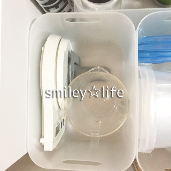 無印良品 キッチン スケール はかり 計量器 デザイン家電 ホワイト