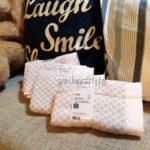ニトリ購入品~タオルとファイルケースワイドを買いました~