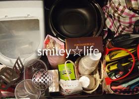 友人Yちゃん宅のキッチン片付け⑤コンロ下が浅いんです!